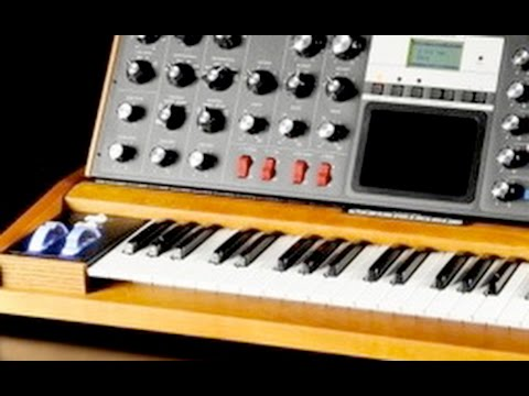 How a Moog Synthesizer is made - BrandmadeTV