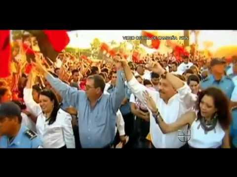 Familia de Daniel Ortega en puestos clave - YouTube#!2.flv