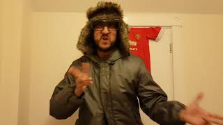 Alternate Mo Salah chant - Man U Vs Liverpool 10 March 18