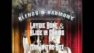 Layzie Bone & Alice in Chains - Man in the Box (Blends-N-Harmony Vol. 1)