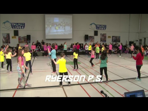 TVDSB Dance Festival April 16, 2018 PM Session