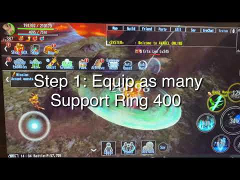 Avabel Online: How To Reach Level 400 (FAST)