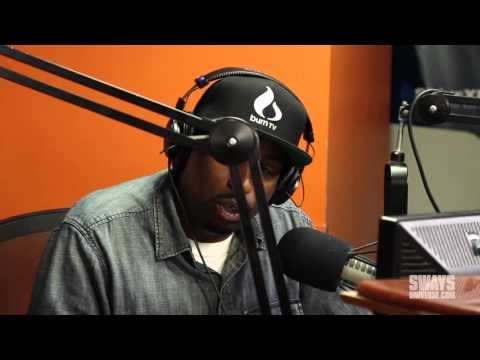 S.Whit And HotNewHipHop.com Creator Join Sway In The Morning For The A&R Room
