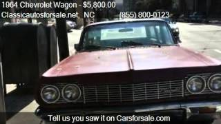 1964 Chevrolet Wagon  - for sale in , NC 27603 #VNclassics