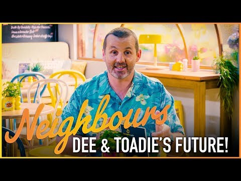 Neighbours Chat - Ryan Moloney (Toadie Rebecchi) On Dee & Toadie's Future