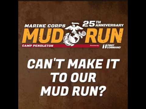 Marine Corps Mud Run Virtual Run June 2018