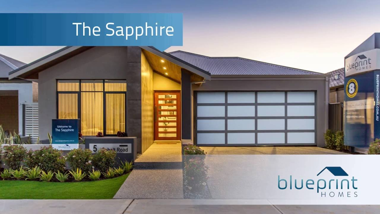 Blueprint homes the sapphire display home perth youtube blueprint homes the sapphire display home perth malvernweather Choice Image