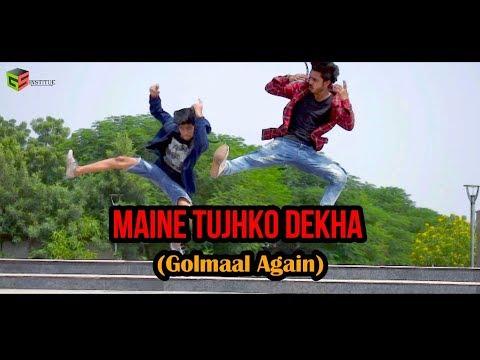 Maine Tujhko Dekha (Golmaal Again) | Ajay...