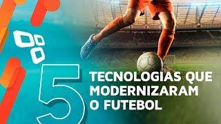 5 tecnologias que modernizaram o futebol - TecMundo