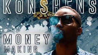 Konshens - Money Making | Explicit | Official Audio | August 2016