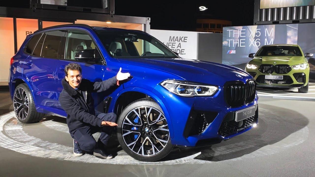 УДАР от BMW! 625 л.с. X5M X6M 2020! Первый в мире запуск И КАК ОТВЕТИТ Mercedes-AMG?! GLE? F85/F86