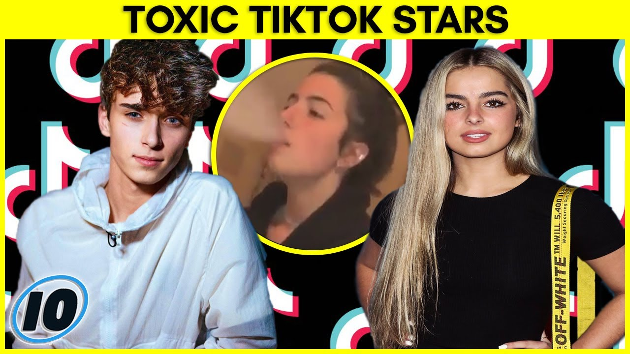 Top 10 Most Problematic Tik Tok Stars - Part 2