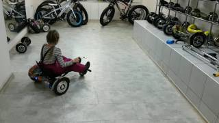 видео Что такое ховеркарт или тележка для гироскутера