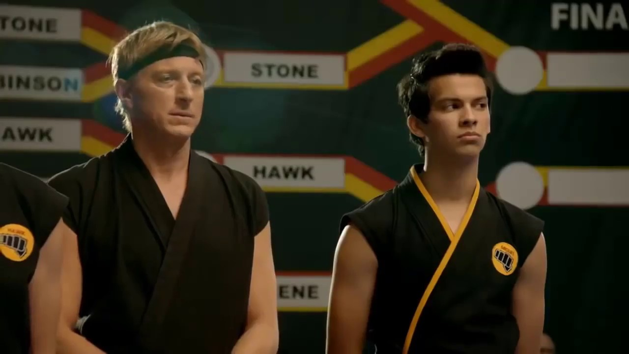 """Download Cobra Kai - Episode 10 """"Mercy"""" Every Fight Scene All Valley Championship  HD"""