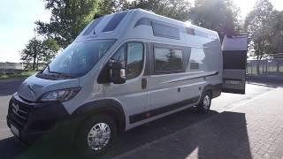 La Strada Avanti H Plus campervan tour