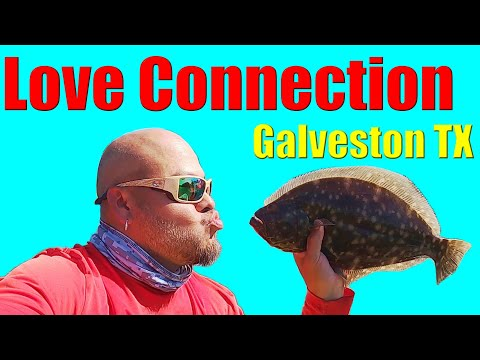 Fishing Galveston Texas West Bay | Afternoon Bite For Flounder