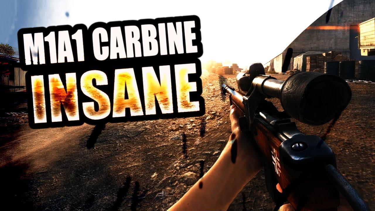 M1a1 Carbine Mastery Vi