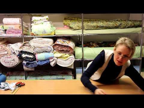Расчет ткани  и раскрой  постельного белья при ширине ткани 220 см