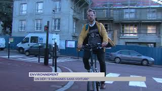 Semaine de la mobilité : trois semaines sans voitures !