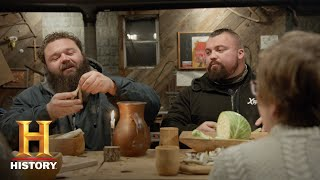 The Strongest Man in History: Eat Like a Strongman | History