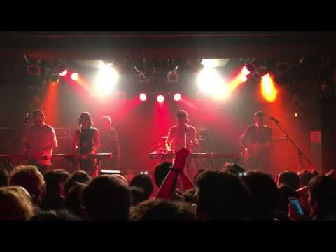 LA FEMME live in Japan 3 Tuesday 20th March 2017 Harajuku Astrohall