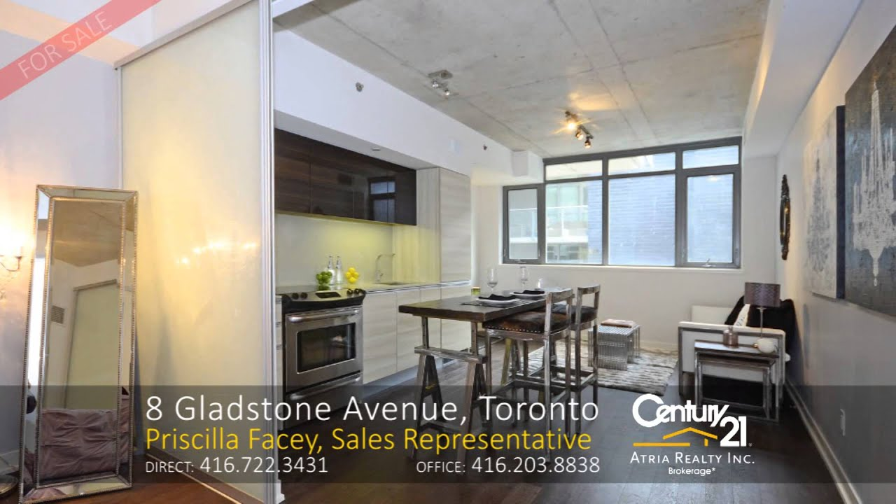 8 gladstone avenue toronto home for sale by priscilla facey sales representative