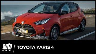 Essai Nouvelle Toyota Yaris hybride : premier avis au volant