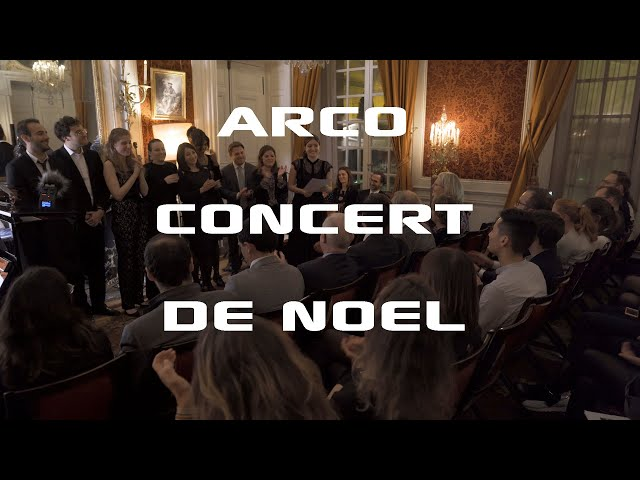 ARCO concert de noël
