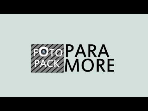 Paramore Super Packs - Paramore Foto Pack [competition prize]