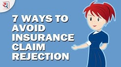 Life Insurance Claim Rejection - How to avoid? | 11 Reasons for Life Insurance Claim rejection