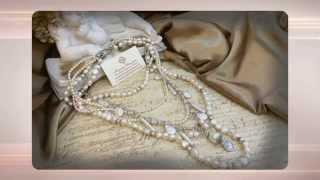 Модные авторские украшения из жемчуга дизайнера Молодых Светланы(, 2014-09-18T18:22:25.000Z)
