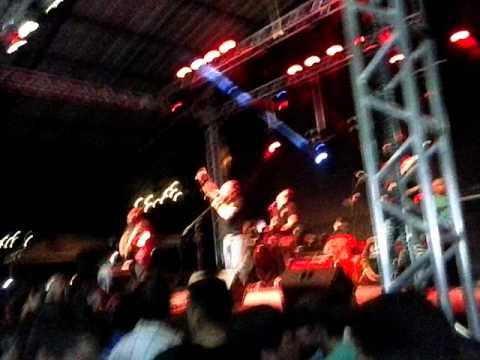 Show do David Quinlan Abertura do show em Taquari