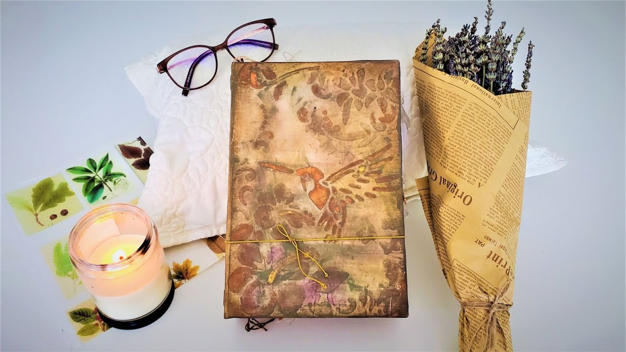 TAKE A PEEK at My JUNK JOURNAL from 2018! Cracking open the chest going back in time! Paper Outpost!