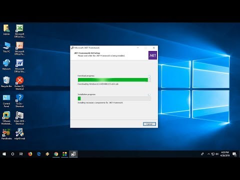 How To Install .Net Framework 4.8 Runtime In Windows 10
