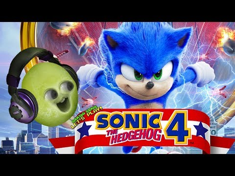 Sonic the Hedgehog 4 | Gaming Grape!! |