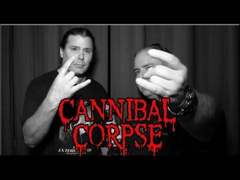 Cannibal Corpse  : Mayhemfest 2014 w Guitarist Pat O'Brien