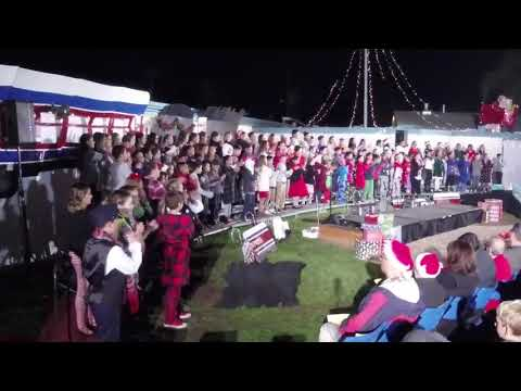 El Portal Elementary School 2017 Holiday Show Rock around the Christmas Tree