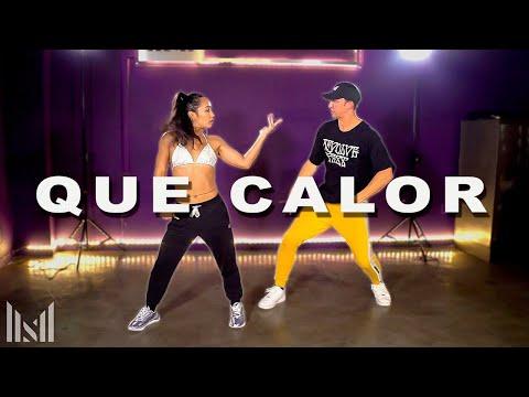 QUE CALOR - Major Lazer Ft J Balvin & El Alfa Dance   Matt Steffanina Choreography