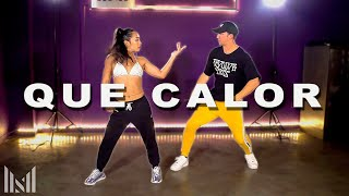 QUE CALOR - Major Lazer ft J Balvin & El Alfa Dance | Matt Steffanina Choreography