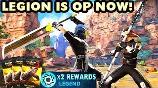 Shadow Fight 3 Update 1.12.5. Legion is INSANELY OP Now! Double Season Rewards + Legendary Pack.