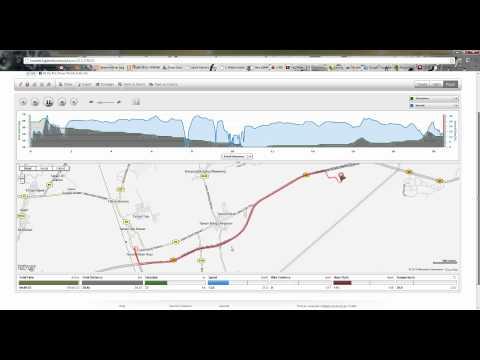 The power of Garmin Edge 500 Cycling Computer