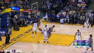 Golden State Warriors vs Sacramento Kings Full Game Highlights Oct 13 NBA  Preseason 8a97f72b1bd3