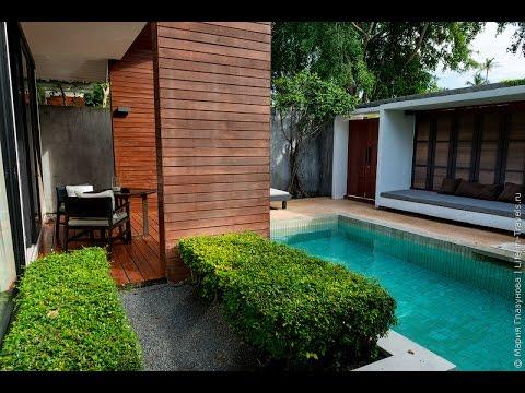 X2 Samui Resort – комплекс стильных приватных вилл, с оригинальным дизайном на Самуи