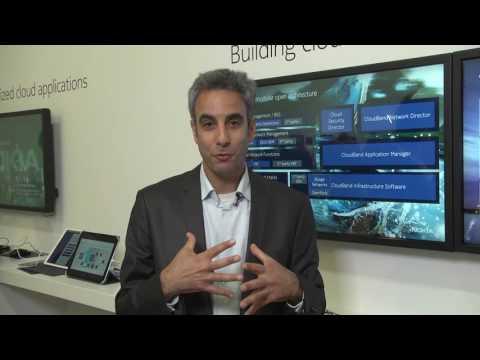 Nokia CloudBand on Nokia AirFrame at MWC 2016