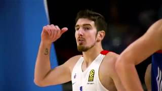 Top 5 Plays: Nando De Colo, CSKA Moscow