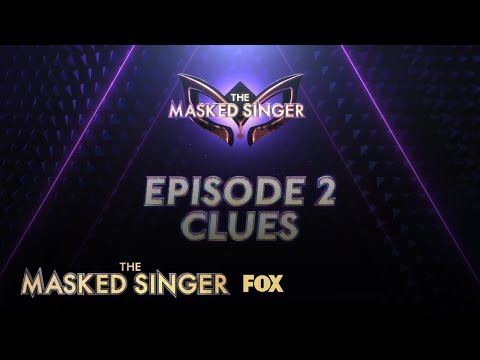 Johnna - The Masked Singer CLUES for Episode 2 TONIGHT!