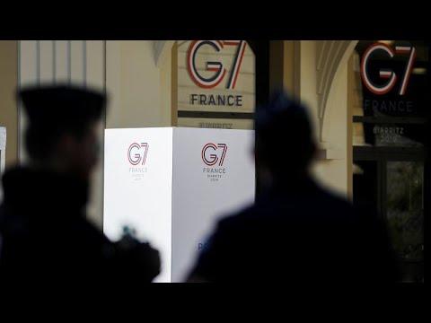 كلّ ما تريد معرفته عن قمة الدول الصناعية السبع الكبرى في بياريتز الفرنسية…  - نشر قبل 5 ساعة