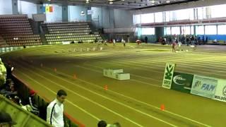 Лёгкая атлетика. Молдова. 600м. (08.01.2011).MOV