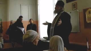 Начались занятия приходской воскресной школы