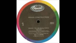 BRASS CONSTRUCTION - Walkin' The Line [Brassy Version]